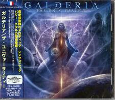 GALDERIA-THE UNIVERSALITY-JAPAN 2 CD F25