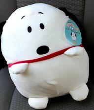 Kellytoy Squishmallow Squishy Washable Plush Peanuts Knotts Berry Farm Snoopy L