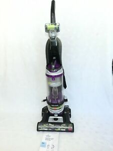BISSELL Cleanview Swivel Rewind Pet Upright Bagless Vacuum Cleaner 22543 Purple