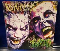Twiztid - Psychomania CD SEALED single rare insane clown posse dark lotus blaze