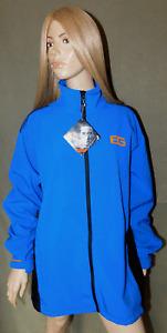 Craghoppers Bear Grylls Blue Windshield Soft Shell Jacket, NWT, XXL,XL, Full Zip