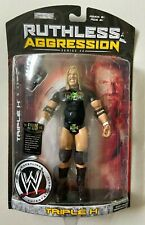 WWE DX TRIPLE H Wrestling Figure Ruthless Aggression WWF