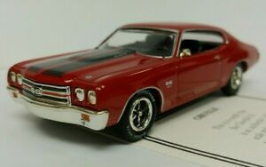 @@@***** Matchbox MOY 1970 Chevrolet Chevelle SS 454 YMC01 Red *****@@@