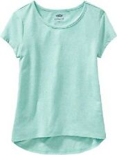 NWT Old Navy Girls Hi-Lo T-Shirt Size X-Large ~Color Sea Green ~ Free Shipping!!