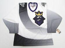 LOS ANGELES KINGS BURGER KING VINTAGE CCM HOCKEY JERSEY