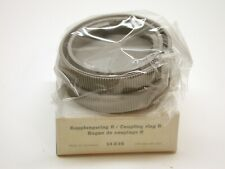LEICA LEITZ 14836 R SERIES LENS COUPLING RING..NEW IN BOX