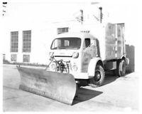 1949 White 3000 Series Truck Press Photo 0200 - Milwaukee Dept of Public Works