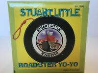 Stuart Little Roadster Yo-Yo Toy Yo Yo Car Tire Shaped Mouse Columbia Pics NIB