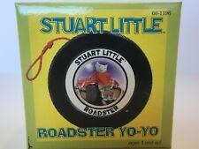 Stuart Little Roadster Yo-Yo Toy Yo Yo Car Tire Shaped Mouse Columbia Pics NIB