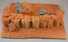 TSSD Unpainted Large Barricade/Defensive Position TS210