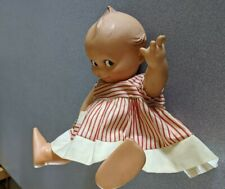 """Rose O'Neill's Cameo Kewpie original outfit? 1965 14"""""""