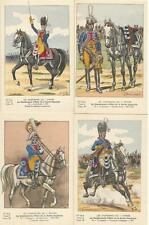 Cdt BUCQUOY - UNIFORMES 1er EMPIRE - Série 175 - Gendarmerie d'Elite de la Garde