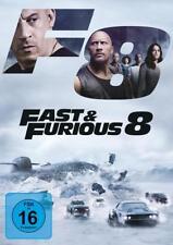 Fast & Furious 8 (DVD, 2017)