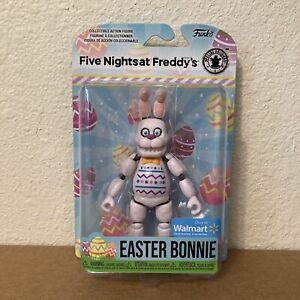 Funko Five Nights At Freddy's Easter Bonnie Action Figure FNAF Exclusive New