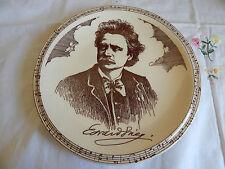 Edvard Grieg Plate