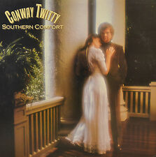 """CONWAY TWITTY - SOUTHERN COMFORT ELEKTRA E1-60005 12"""" LP ( R869)"""