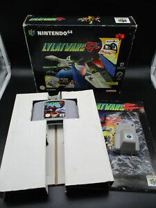 Lylat Wars N64 Nintendo 64 in OVP NOE