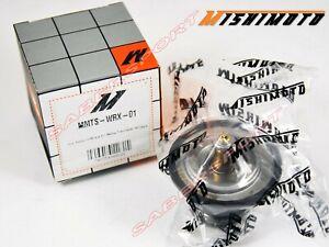 Mishimoto Low Temp Racing Thermostat for 2002-2014 Subaru WRX / 2004-2019 STi