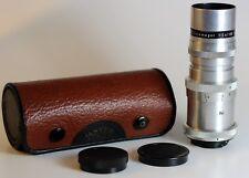 MEYER-OPTIK GÖRLITZ Objektiv Lens ALU TELEMEGOR 5,5/180 für EXA / EXAKTA