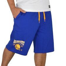 Adidas Golden State Warriors Sweat Shorts caballero bermudas nba pantalones azul/naranja XL