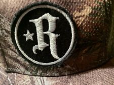Rogue Fitness Froning Crossfit Real Tree Camo Baseball Hat Cap *R R* Crossfit