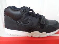 Nike Trainer 1 Mid Tenis Tenis Air 31754 005 UK 7.5 EU 42 nos 8.5 Nuevo + Caja