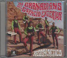 LOS GRANADIANS DEL ESPACIO EXTERIOR - REGGALACTICO - (still sealed cd) - LQ056CD