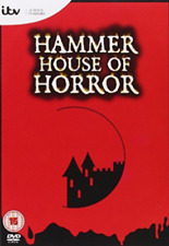 HAMMER HOUSE OF HORROR the complete TV series box set. New sealed DVD.