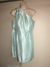 Dress Barn Dress RSVP Womens One Shoulder Dress Size 18 Bridesmaid Prom NWOT