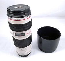 Canon EF 70-200mm f4 L USM Lens 70-200/4 - Comes with Lens Hood!