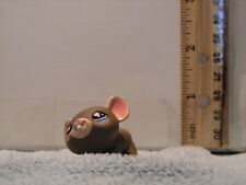 LITTLEST PET SHOP LPS HAMSTER 2007 HASBRO TOY