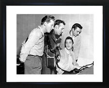 Million Dollar Quartet Perkins Presley Framed Photo CP1589