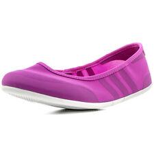 Adidas Neo Sunlina Ballerina Sneakers Trainers Pink Women's New