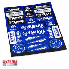 """Yamaha """" Aufkleber - Set """" Original Yamaha Zubehör"""