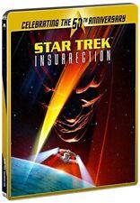 STAR TREK 9 - L'INSURREZIONE  STEELBOOK   BLUE-RAY -