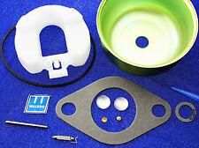 Walbro K1-WHG Carburetor Kit Float Bowl fits Tecumseh OH120 OH140 OH160 OH180