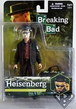 """WALTER WHITE HEISENBERG with CRYSTALS Breaking Bad 6"""" Action Figure Mezco 2013"""