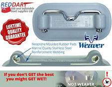 1 x Weaver Pad and 1 x Hook for Snap Davits inflatable Dinghy or RIB