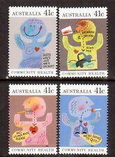 AUSTRALIA 1990 Community Health set MUH