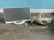 Bose Sound Dock System iPod Deck Speaker with Power Supply and Converter