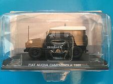 "DIE CAST "" FIAT NUOVA CAMPAGNOLA - 1985 "" SCALA 1/43 CARABINIERI"