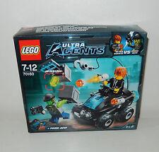 Jouet construction LEGO Ultra Agents boite 70160 NEUF