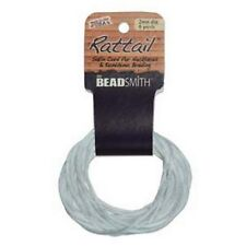 6 Yards 1MM RATTAIL GALLANT BLUE (Free Shipping)