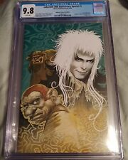 labyrinth 30th anniversary special #1 #DavidBowie #Rare #VirginCover 9.8 CGC