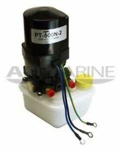 Mercruiser Sterndrive Oildyne Trim Pump 3Wire Motor 88183A12 14336A8, A20 API EI