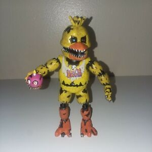 Nightmare Chica Funko Five Nights At Freddy's Articulated Action Figure FNAF