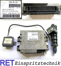 Steuergerät Motorsteuergerät Magneti Marelli IAW6F.S3 Fiat Punto 176 Schlüssel