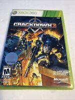 Crackdown 2 (Microsoft Xbox 360, 2010) Complete