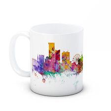 Birmingham Skyline, England Cityscape - High Quality Ceramic Mug