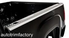 BED CAPS FITS DODGE RAM 1500 PICKUP SHORT BED 02-08 Polish Diamond Plate *Holes*